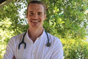 Sam Brophy Williams volunteered as a paediatric registrar at Hospital Nacional Guido Valadares v2