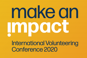 Make an Impact conference logo